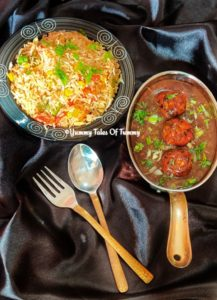 Veg Manchurian Recipe 2 ways | Veg Manchurian Gravy And Dry