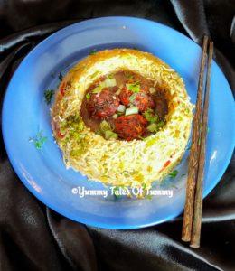 Veg Manchurian Recipe 2 ways