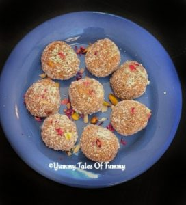 Leftover roti Churma Ladoo | Instant Ladoo | Chapati ke Laddu