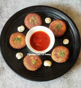 Read more about the article Makhana aloo tikki | Lotus seed (Fox nut) patties | Upvaas ki tikki