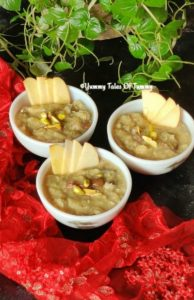 Read more about the article Sweet potato and Apple Kheer