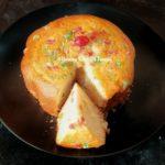 Eggless tutti frutti cake recipe | Tutti fruity cake | Pressure cooker Tutti Frutti cake