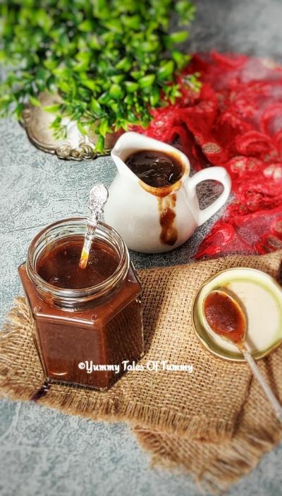 You are currently viewing Imli Chutney   Sweet Tamarind chutney Recipe