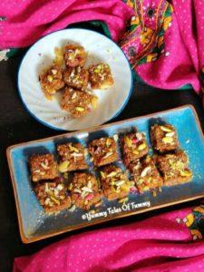 Read more about the article Dodha Barfi Recipe | Doda barfi | Toda barfi