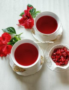 Pomegranate Peel Tea Recipe