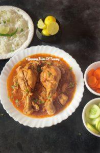 Homestyle Chicken Curry Recipe | Chicken Curry