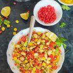 Sprouted moong bean salad | Moong Salad Recipe