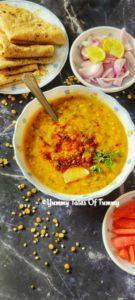 Read more about the article Sindhi Tidali dal Recipe | Tridali dal | Tridaali dal