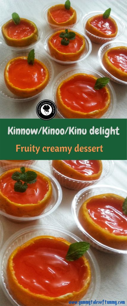 Kinnow delight   Kinoo delight   Kinu delight