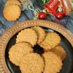 Spiced Whole Wheat Cookies | Atta Biscuits