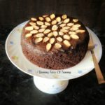 Eggless Chocolate Cake | Chocolate cake