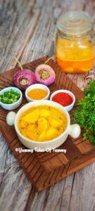Shalgam ka achar | Zero oil turnip pickle