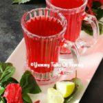 Hibiscus tea recipe | Gudhal ki chai | Jaswand ki chai