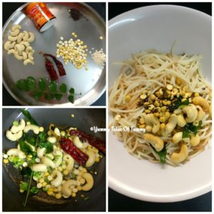 Quick Masala Veggie Spaghetti