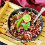 Kidney Bean Salad | Rajma and Vegetable salad