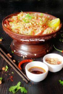 Green Papaya Salad | Som Tam Salad
