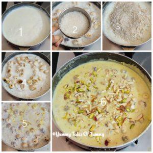 Makhane ki kheer   How to make makhana kheer