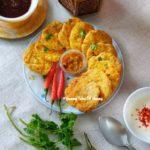 Crispy Masala Puri Recipe (Gujarati Farsi poori