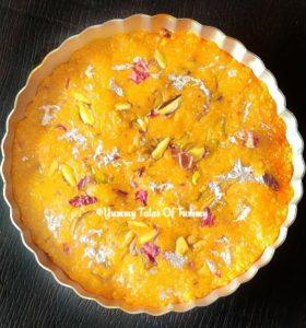 Read more about the article Mango Mithai Recipe | Mango barfi | Mango burfi