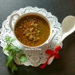 Green Gram Curry (Whole mung Beans curry)