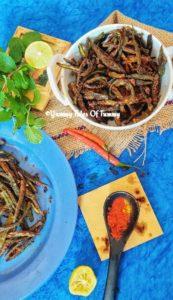 Read more about the article Bhindi Kurkuri | Indian style Crispy okra