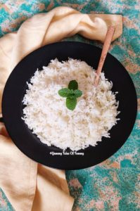 How to cook rice   Steamed Rice