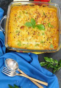 How to make Vegetarian Shepherd's Pie