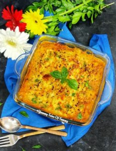 Read more about the article How to make Vegetarian Shepherd's Pie