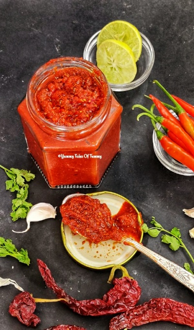How to make Vegan Thai Red Curry Paste