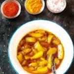 Aam ki Launji | Sweet and spicy mango Chutney | Raw mango chutney